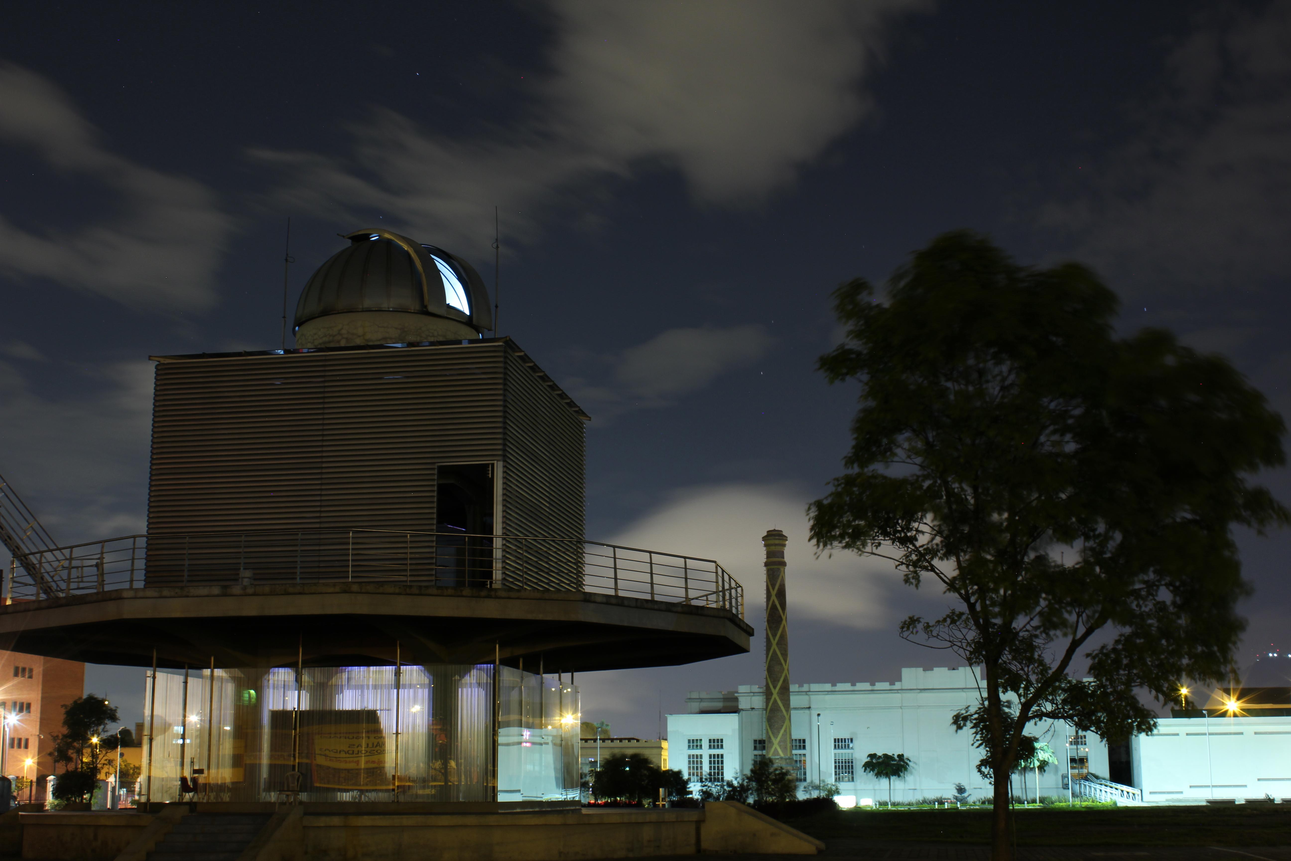 Fotografía: Francisco Galvis-Observatorio LatitUD